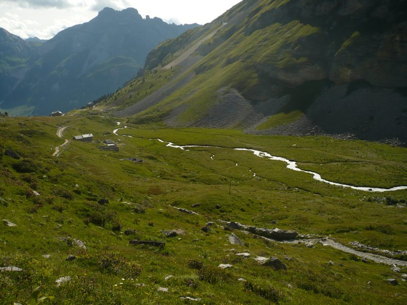 rando-montagne-vanoise-parc national de la Vanoise